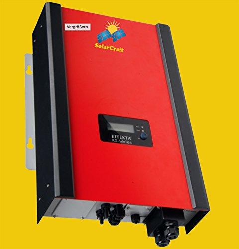EFFEKTA ks-20kw Erneuerbare Energie Photovoltaik Wechselrichter Smart Electronic