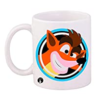 cup of the video game Crash
