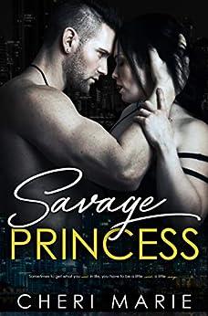 Savage Princess (English Edition) par [Marie, Cheri]