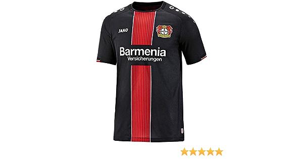 JAKO Bayer 04 Leverkusen Heimtrikot 2018/2019, Maglia da Uomo
