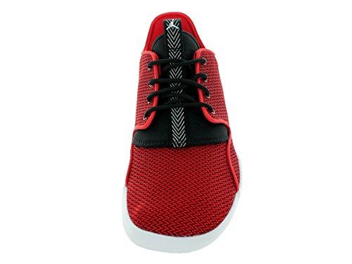 NIKE Unisexe enfants'Jordan Eclipse BG Baskets Low-Top university rouge black blanc 601