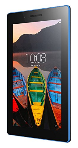 Lenovo TAB3 7 Essential - Tableta, 16GB, MediaTek 1.3 GHz Quad-Core, Android 5.0, Negro, Azul