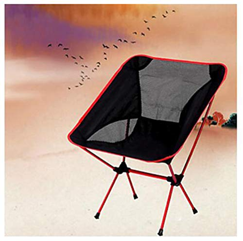 LOO LA Stuhl Wandern Strand Picknick Schwarz Blau Aluminium Oxford Extraleicht(UL) Oxford,Orange
