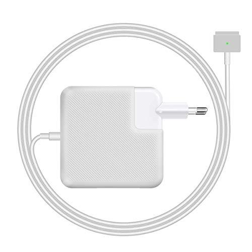 Ronnie 60W Adaptateur Secteur, Chargeur d'alimentation T-Tip Magnétique de Remplacement pour MacBook Pro 13 Pouces après la Fin de 2012