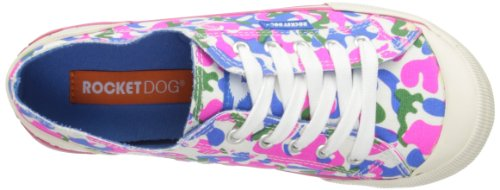 Rocket Dog Jazzin, Sneaker donna rosa (Pink By Number)