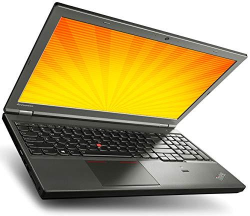 Lenovo Thinkpad T540p - i7-4600M 2,9 GHz CPU - 16 GB RAM - 15,6 Zoll - 1920x1080 IPS Pixel - 180 GB SSD - UMTS - Webcam - Backlight Tastatur - Windows 10 Pro (Zertifiziert und Generalüberholt)