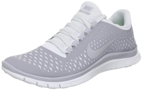 Nike nikegrip ELT Running no show Chaussettes, homme Gris