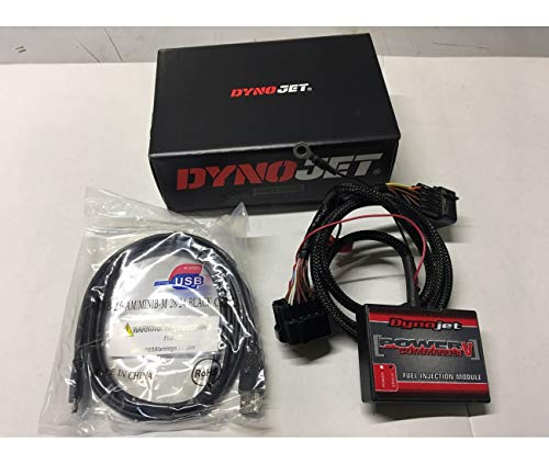 Kawasaki zx12r-00/03-power Commander V dynojet-1020 ? 2105