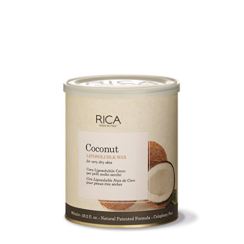 Rica Coconut Wax for Dry Skin