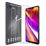 LK Pellicola Protettiva per LG G7 ThinQ [3 Pack], Protezione Schermo Vetro Temperato Screen Protector [Garanzia di Sostituzione a Vita]