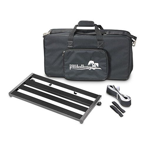 Palmer MI PEDALBAY 60 Variable Pedalboard with Padded Case 60 cm