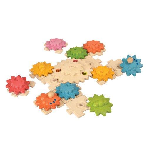 Stadlbauer 1355636 - Zahnrad-Puzzle, Deluxe - Zahnrad-puzzle