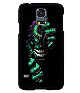 printtech Superhero Avengers Back Case Cover for Samsung Galaxy S5 Mini::Samsung Galaxy S5 Mini G800F