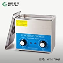 Well Designed and Professional Washing Machine VGT-1730QT Mechanical Ultrasonic Cleaner by TT Dental