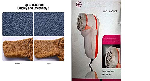 Bhairavi sales Electric NOVA LINT Remover for for All Woolens Sweaters, Blankets, Jackets