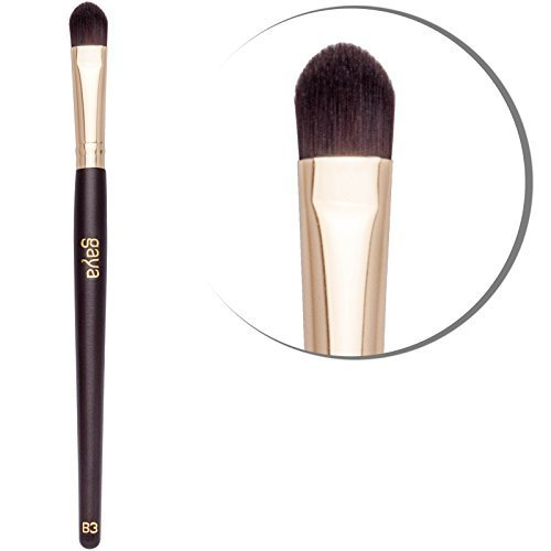 Concealer Pinsel Professional Makeup Anwendung – B3 vegan High Quality langlebige synthetische Fasern Brush – Perfekt zum einfachen Auftragen von Mineral Foundation