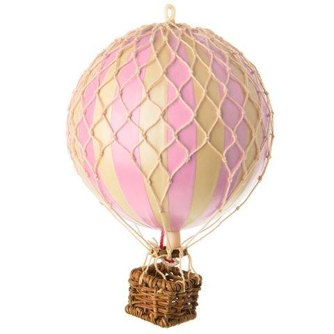 Authentic Models AP161P Heißluftballon-Modell - Pink 24 x 20 x 21 cm