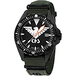 KHS Mens Watch MissionTimer 3 Eagle One KHS.MTE.NXTO1