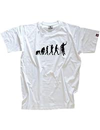 Shirtzshop Herren T-shirt Standard Edition v2 Maler Handwerker Tapezierer Evolution