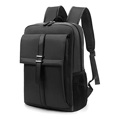 Laptop Rucksack Frauen,Schulrucksack Jungen Teenager, Reiserucksack mit USB-Ladeanschluss, leichte Laptoptasche, Schultasche für Männer Herren, passend für 15,6 Zoll Laptop und Notebook