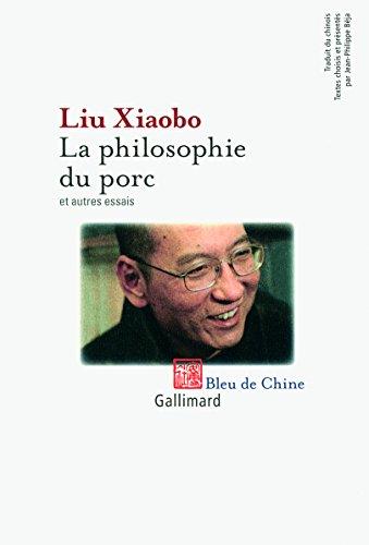 La Philosophie Du Porc Et Autres Essais [Pdf/ePub] eBook