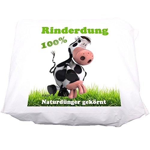 KAS Rinderdung 100% organischer Naturdünger Gartendünger (25kg)