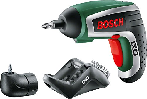 Preisvergleich Produktbild Bosch Akkuschrauber IXO + Winkelkappe, 603981021
