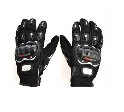 autofurnish pro-biker motorcycle riding gloves (black, xl) Autofurnish Pro-Biker Motorcycle Riding Gloves (Black, XL) 41LktE89MtL