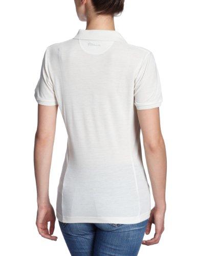 Salewa ITZA 2 DRY AM Women S/S TEE snow (Taille cadre: 34) Blanc - Blanc