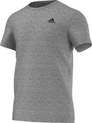 Adidas Essentials Premium T Shirt Grau