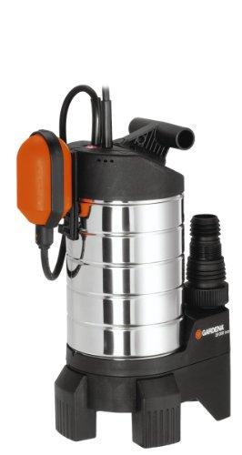 Produktabbildung von Gardena 1802-20 Premium Schmutzwasserpumpe 20000 inox