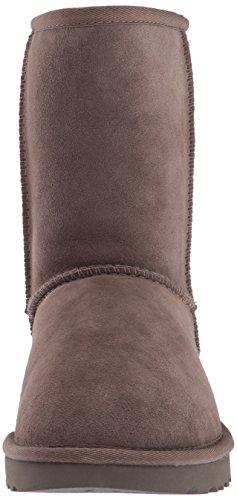 Ugg Femmes Classique Ii Metallic High-top En Peau De Mouton Boot Slate