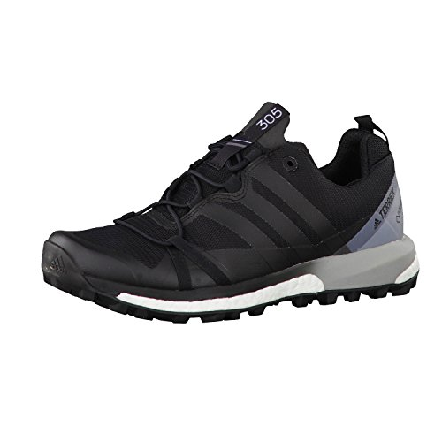 adidas Damen Trekkingschuhe Terrex Agravic GTX core black/core black/ftwr white 43 1/3