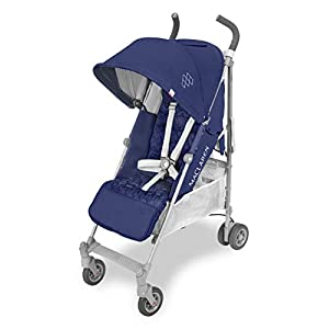 Maclaren Quest Stroller- Full-featured, lightweight and compact. Newborn Safety SystemTM and compatible with Maclaren Carrycot, extendable UPF50+/waterproof hood, accessories in the box   15