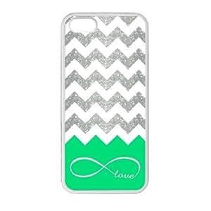 Chevron TPU Case Laser Technology for iPhone 5/5S gt-u16