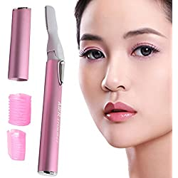 Bikini Face Micro Hair Remover Eyebrow Trimmer Shaver Women Ladies-59