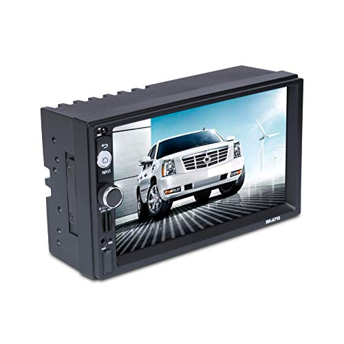 WBaRJ Auto Sat NAV GPS-Navigationssystem -7-Zoll-HD-Touchscreen, Auto Universal-GPS-Navigationsgerät GPS mp5 Einer Maschine
