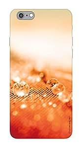 APPLE IPHONE 6 DESIGNER HARD PLASTIC (MATT FINISH) BACK COVER CASE FROM CUSTOMIZE GURU
