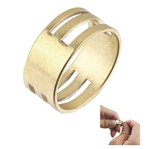 BazarAZ 1124 - Ring for jeweler - It serves to open the rings (such as (Anello Di Diamante Di Modo Cerchio)