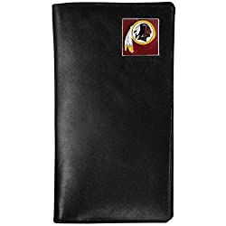 NFL Washington Redskins Tall Leather Wallet
