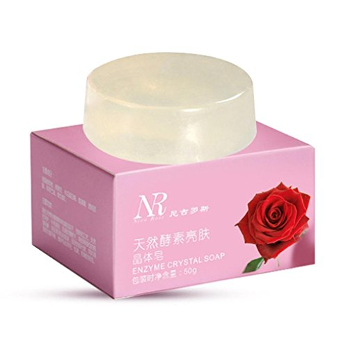 SetMei Whitening Enzym Kristall Körper Whitening Genitals Pink Areola Dilute Seife
