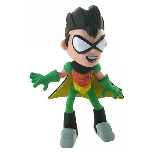 Comansi-Figuren Teen Titans Go, Robin, 7cm (1)