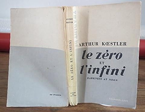 le zero et l infini