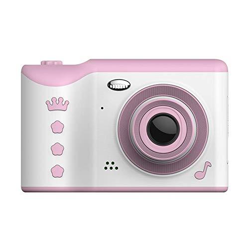Cámara para niños 2.8'IPS Protección de los ojos Pantalla HD Pantalla táctil Cámara de 18 MP para niños Digital Dual Lens