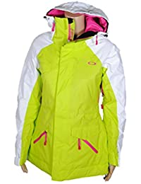 Oakley Grete Insulated t Veste Lightning Green