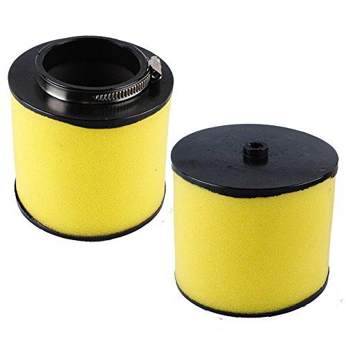 Air Filter Pre-cleaner (OxoxO 2PCS 17254-HN5-670 Air Filter Element Cleaner for Rancher TRX350 TRX350FM TRX350FE TRX350TM TRX350TE 2000-2006)