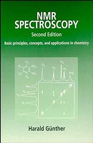 NMR Spectroscopy 2e P: Basic Principles, Concepts, and Applications in Chemistry