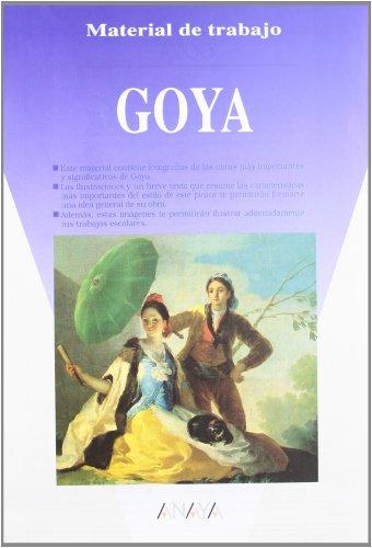 Goya Recortables 3 Ciclo por Vv.Aa.