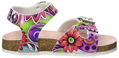 Pablosky 445700, Sandales fille différents coloris
