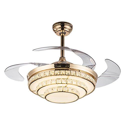 Stealth Fan Chandelier, Home Living Room, Restaurante, Ventilador De Techo,  Luces,